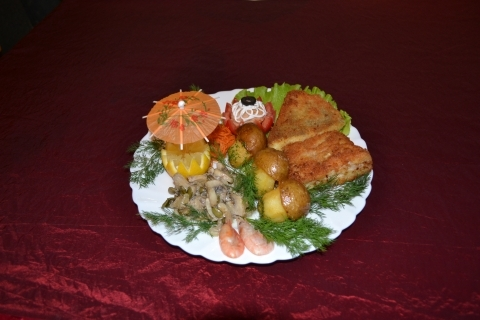 Фото лёгких блюд