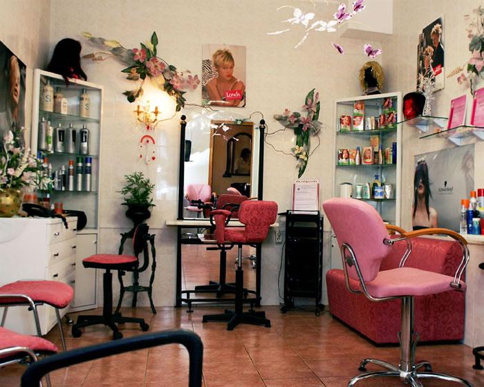 Как оформить парикмахерскую