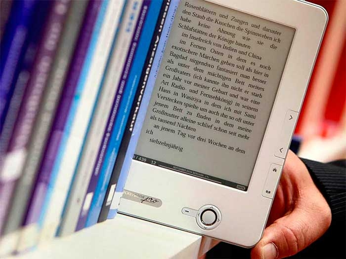 Free eBook Reader Software - Format Conversion